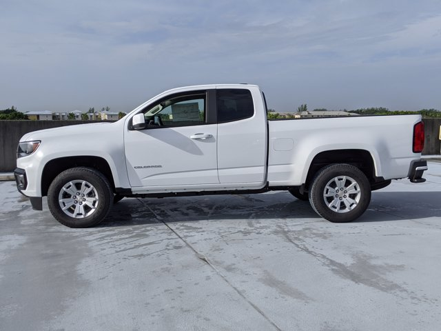 2021 Chevrolet Colorado Extended Cab 4x2, Pickup #M1113789 - photo 6