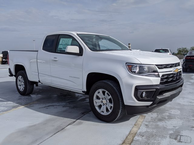 2021 Chevrolet Colorado Extended Cab 4x2, Pickup #M1113789 - photo 7