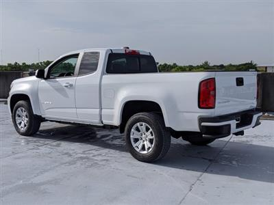 2021 Chevrolet Colorado Extended Cab 4x2, Pickup #M1113789 - photo 2