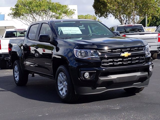 2021 Chevrolet Colorado Crew Cab 4x2, Pickup #M1156782 - photo 7