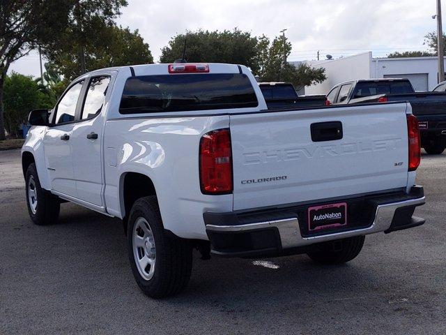 2021 Chevrolet Colorado Crew Cab 4x2, Pickup #M1161739 - photo 2