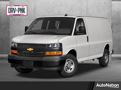 2021 Chevrolet Express 2500 4x2, Empty Cargo Van #M1166037 - photo 1