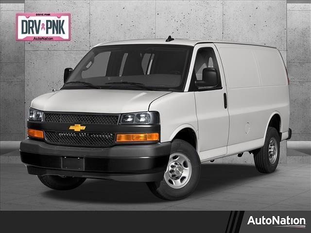 2021 Chevrolet Express 2500 4x2, Empty Cargo Van #M1166057 - photo 1