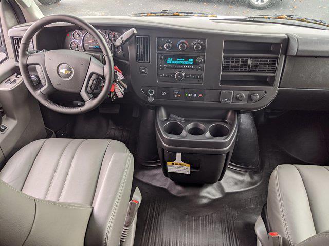 2021 Chevrolet Express 2500 4x2, Upfitted Cargo Van #M1166125 - photo 15