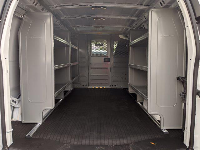 2021 Chevrolet Express 2500 4x2, Upfitted Cargo Van #M1166125 - photo 1