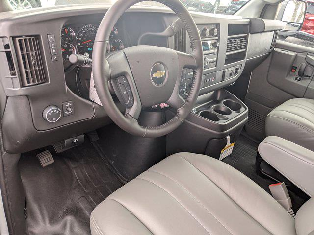 2021 Chevrolet Express 2500 4x2, Upfitted Cargo Van #M1166125 - photo 5