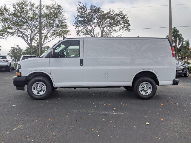 2021 Chevrolet Express 2500 4x2, Upfitted Cargo Van #M1166125 - photo 9
