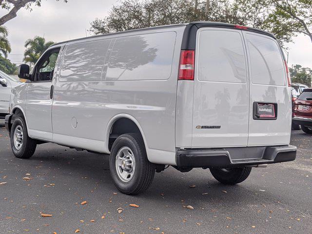 2021 Chevrolet Express 2500 4x2, Upfitted Cargo Van #M1166125 - photo 13