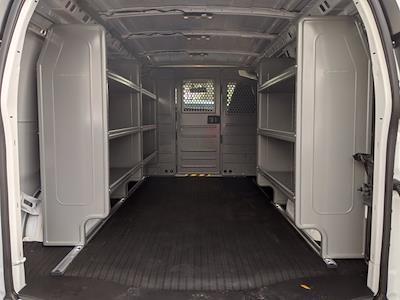 2021 Chevrolet Express 2500 4x2, Upfitted Cargo Van #M1166125 - photo 2