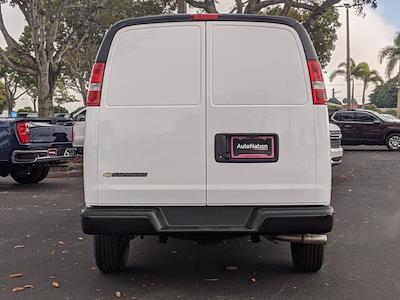2021 Chevrolet Express 2500 4x2, Upfitted Cargo Van #M1166125 - photo 12