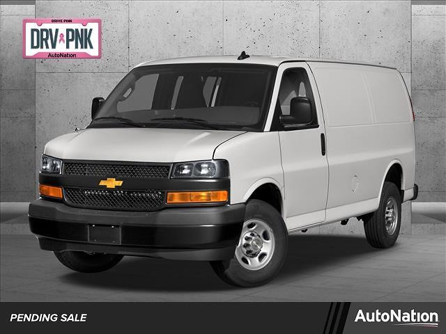 2021 Chevrolet Express 2500 4x2, Empty Cargo Van #M1166321 - photo 1
