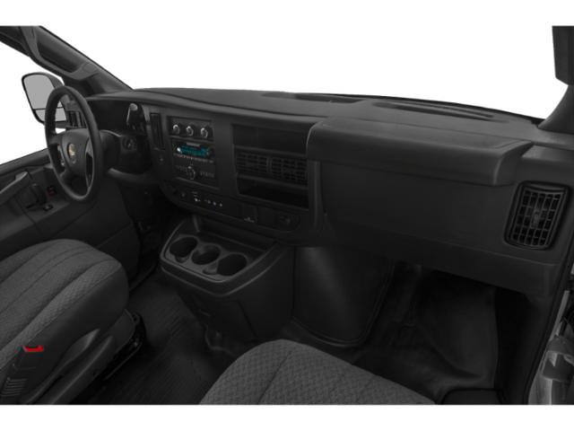 2021 Chevrolet Express 2500 4x2, Empty Cargo Van #M1166321 - photo 12
