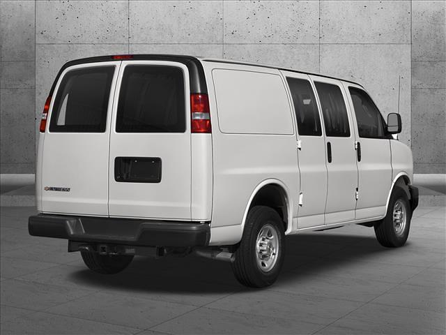 2021 Chevrolet Express 2500 4x2, Empty Cargo Van #M1166321 - photo 3