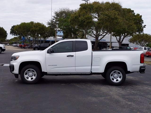 2021 Chevrolet Colorado Extended Cab 4x2, Pickup #M1190479 - photo 6