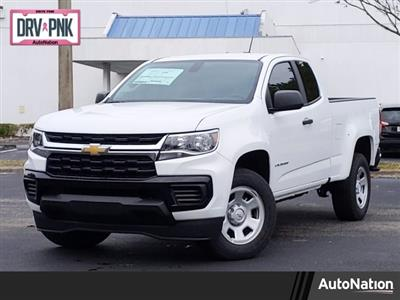 2021 Chevrolet Colorado Extended Cab 4x2, Pickup #M1190479 - photo 1