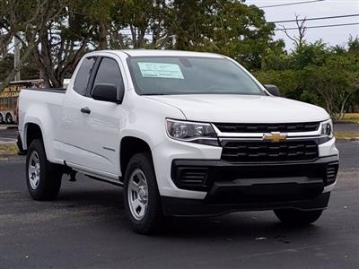 2021 Chevrolet Colorado Extended Cab 4x2, Pickup #M1190479 - photo 7