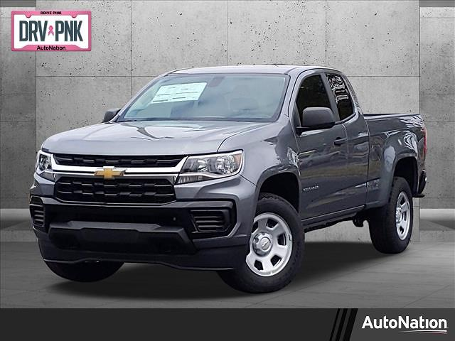 2021 Chevrolet Colorado Extended Cab 4x4, Pickup #M1192800 - photo 1