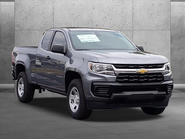 2021 Chevrolet Colorado Extended Cab 4x4, Pickup #M1192800 - photo 7