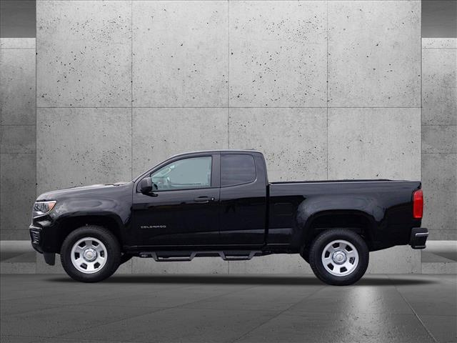 2021 Chevrolet Colorado Extended Cab 4x2, Pickup #M1194615 - photo 6