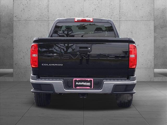 2021 Chevrolet Colorado Extended Cab 4x2, Pickup #M1194615 - photo 8