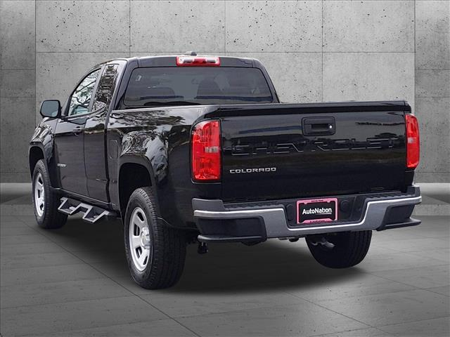 2021 Chevrolet Colorado Extended Cab 4x2, Pickup #M1194615 - photo 2