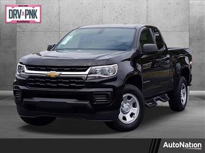 2021 Chevrolet Colorado Extended Cab 4x2, Pickup #M1194615 - photo 1