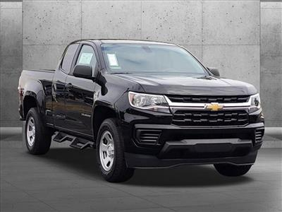 2021 Chevrolet Colorado Extended Cab 4x2, Pickup #M1194615 - photo 7
