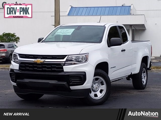 2021 Chevrolet Colorado Extended Cab 4x2, Pickup #M1197026 - photo 1