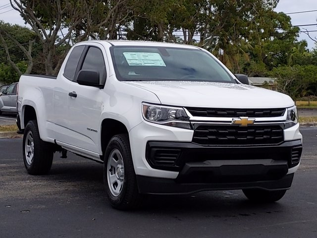 2021 Chevrolet Colorado Extended Cab 4x2, Pickup #M1197026 - photo 7