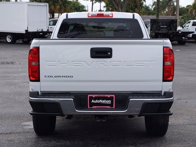 2021 Chevrolet Colorado Extended Cab 4x2, Pickup #M1197026 - photo 8