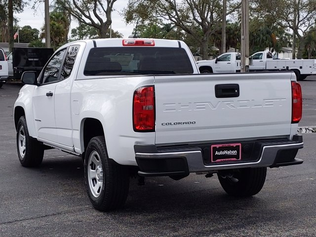 2021 Chevrolet Colorado Extended Cab 4x2, Pickup #M1197026 - photo 2