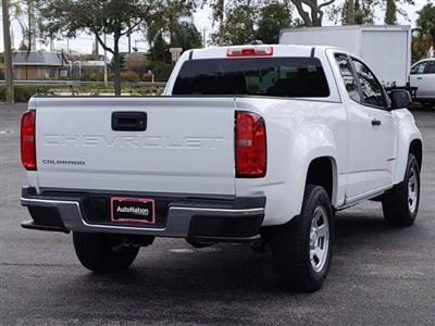 2021 Chevrolet Colorado Extended Cab 4x2, Pickup #M1197026 - photo 3