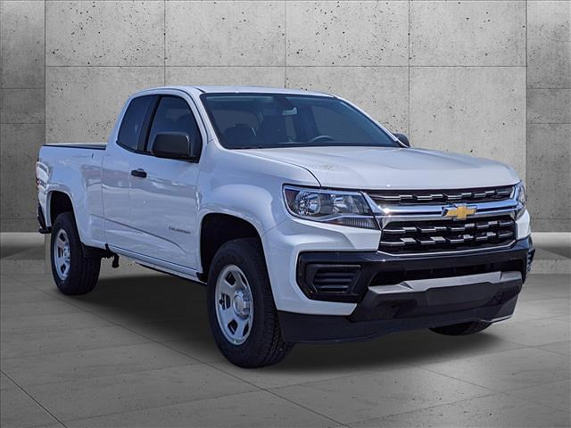 2021 Chevrolet Colorado Extended Cab 4x2, Pickup #M1209002 - photo 7