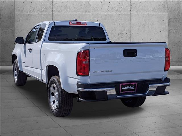 2021 Chevrolet Colorado Extended Cab 4x2, Pickup #M1209002 - photo 2