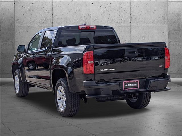 2021 Chevrolet Colorado Crew Cab 4x2, Pickup #M1216128 - photo 2