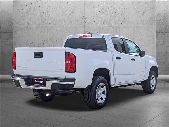 2021 Chevrolet Colorado Crew Cab 4x2, Pickup #M1218785 - photo 2