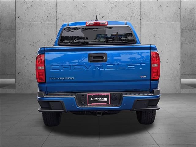 2021 Chevrolet Colorado Crew Cab 4x2, Pickup #M1227257 - photo 7