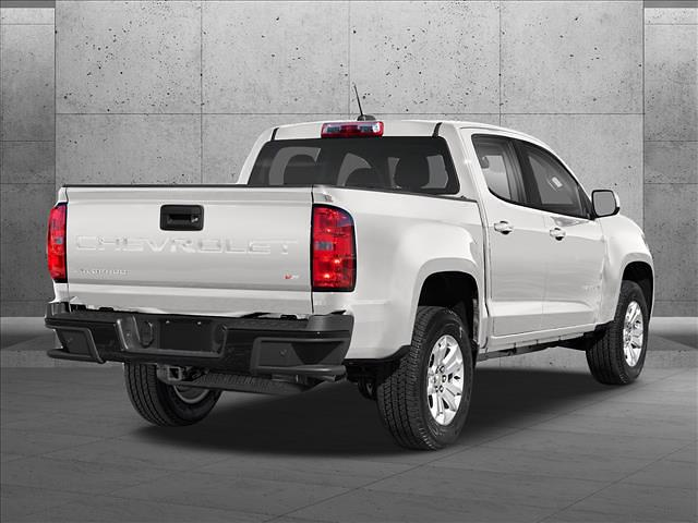 2021 Chevrolet Colorado Crew Cab 4x2, Pickup #M1229525 - photo 2