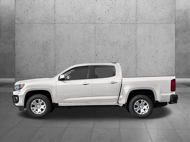 2021 Chevrolet Colorado Crew Cab 4x2, Pickup #M1229525 - photo 3