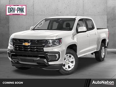 2021 Chevrolet Colorado Crew Cab 4x2, Pickup #M1229525 - photo 1