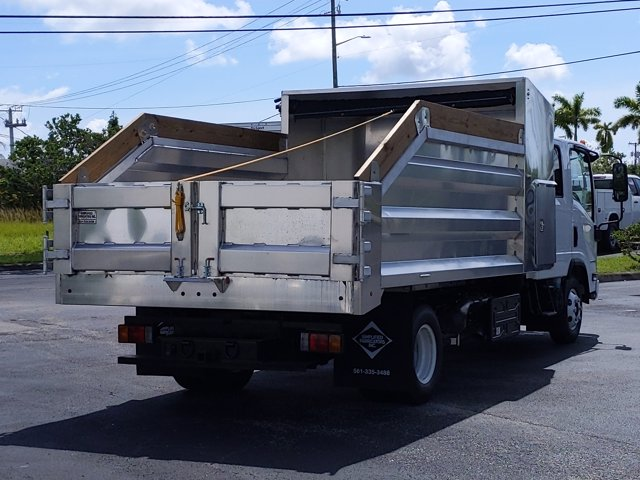 2021 Chevrolet LCF 4500HD Crew Cab 4x2, Simplified Fabricators, Inc. Landscape Dump #M7006279 - photo 3