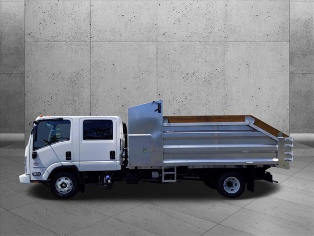 2021 Chevrolet LCF 4500HD Crew Cab 4x2, Simplified Fabricators, Inc. Landscape Dump #M7006279 - photo 6