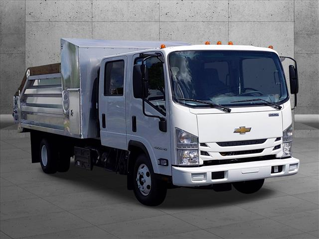 2021 Chevrolet LCF 4500HD Crew Cab 4x2, Simplified Fabricators, Inc. Landscape Dump #M7006279 - photo 7