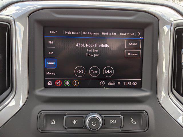 2021 Chevrolet Silverado 3500 Regular Cab 4x4, Cab Chassis #MF173273 - photo 11
