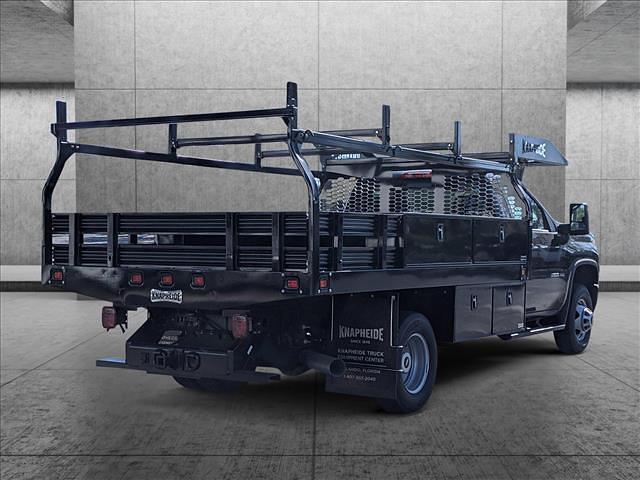 2021 Chevrolet Silverado 3500 Regular Cab 4x4, Cab Chassis #MF173273 - photo 3