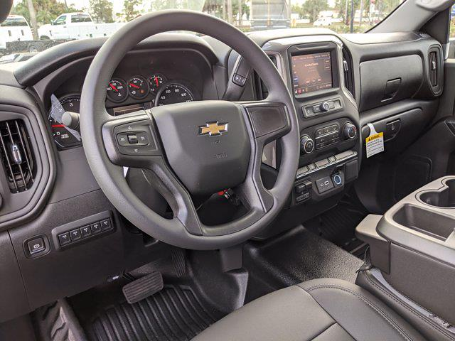 2021 Chevrolet Silverado 3500 Regular Cab 4x4, Cab Chassis #MF173273 - photo 4