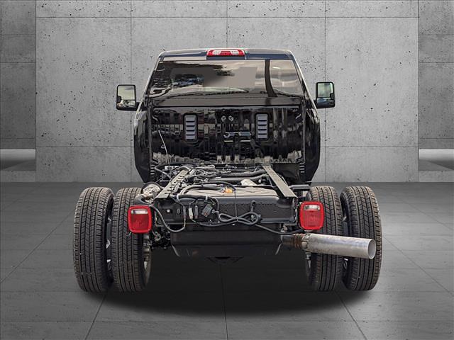 2021 Chevrolet Silverado 3500 Regular Cab 4x4, Cab Chassis #MF173273 - photo 6