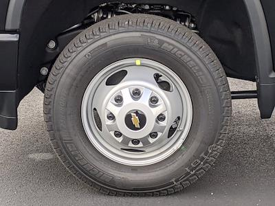 2021 Chevrolet Silverado 3500 Regular Cab 4x4, Cab Chassis #MF173273 - photo 7