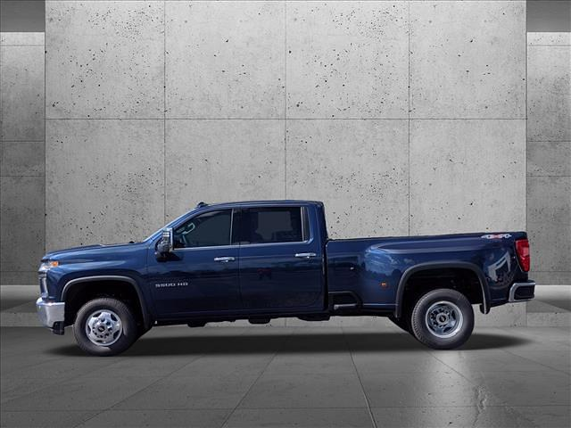 2021 Chevrolet Silverado 3500 Crew Cab 4x4, Pickup #MF178821 - photo 9