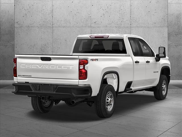 2021 Chevrolet Silverado 2500 Double Cab 4x2, Cab Chassis #MF209329 - photo 1